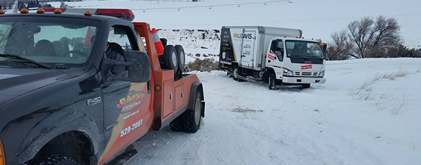 Light-Duty Off Road Recovery Sunkiss Towing