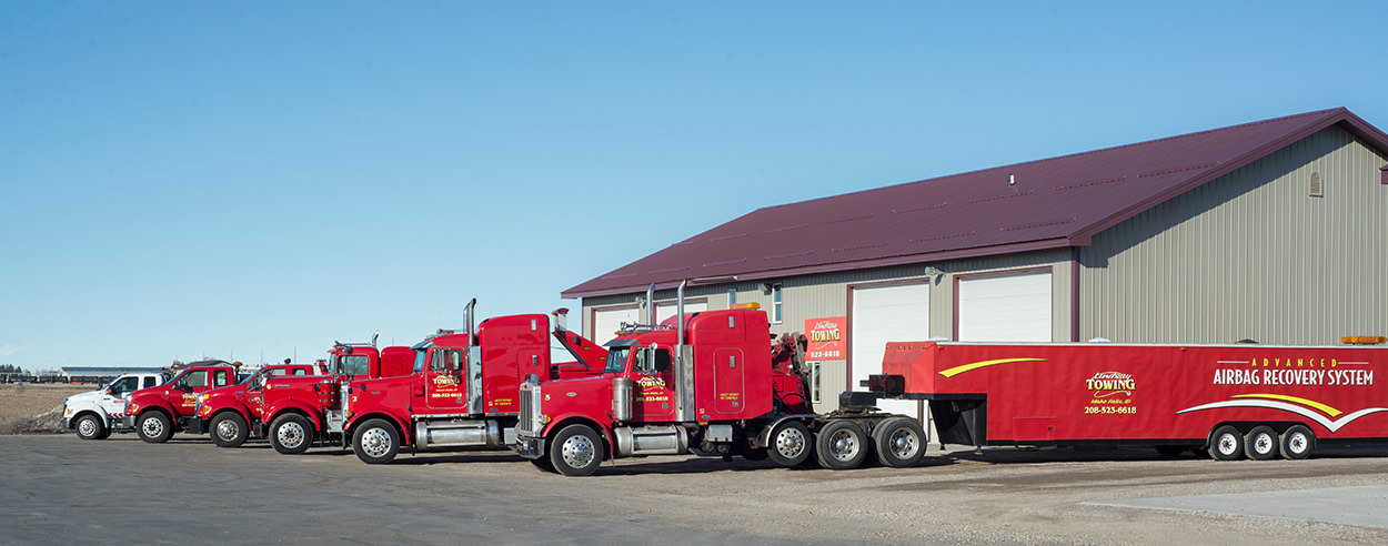 Lindsay Towing Fleet